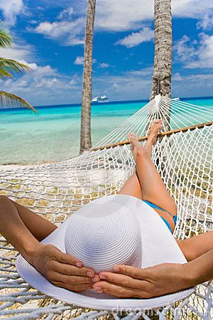 nothing like a summer nap in a hammock  the ocean water is perfect beautifully colored refreshingly inviting  oh yea      just a few more weeks  u0026 that will be me        the      rh   pinterest