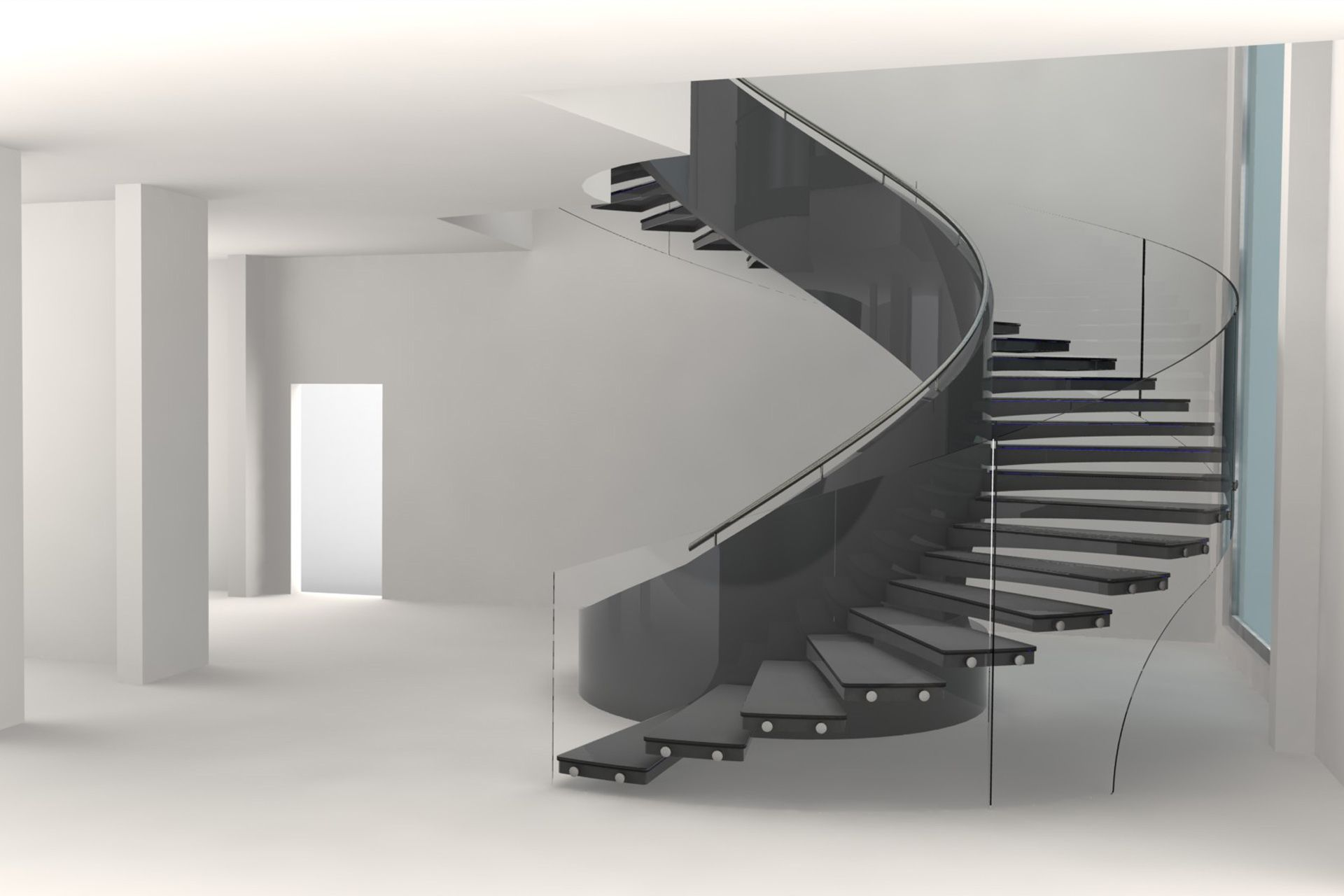 Best Curved Staircase Design Staircase Лестничные 640 x 480