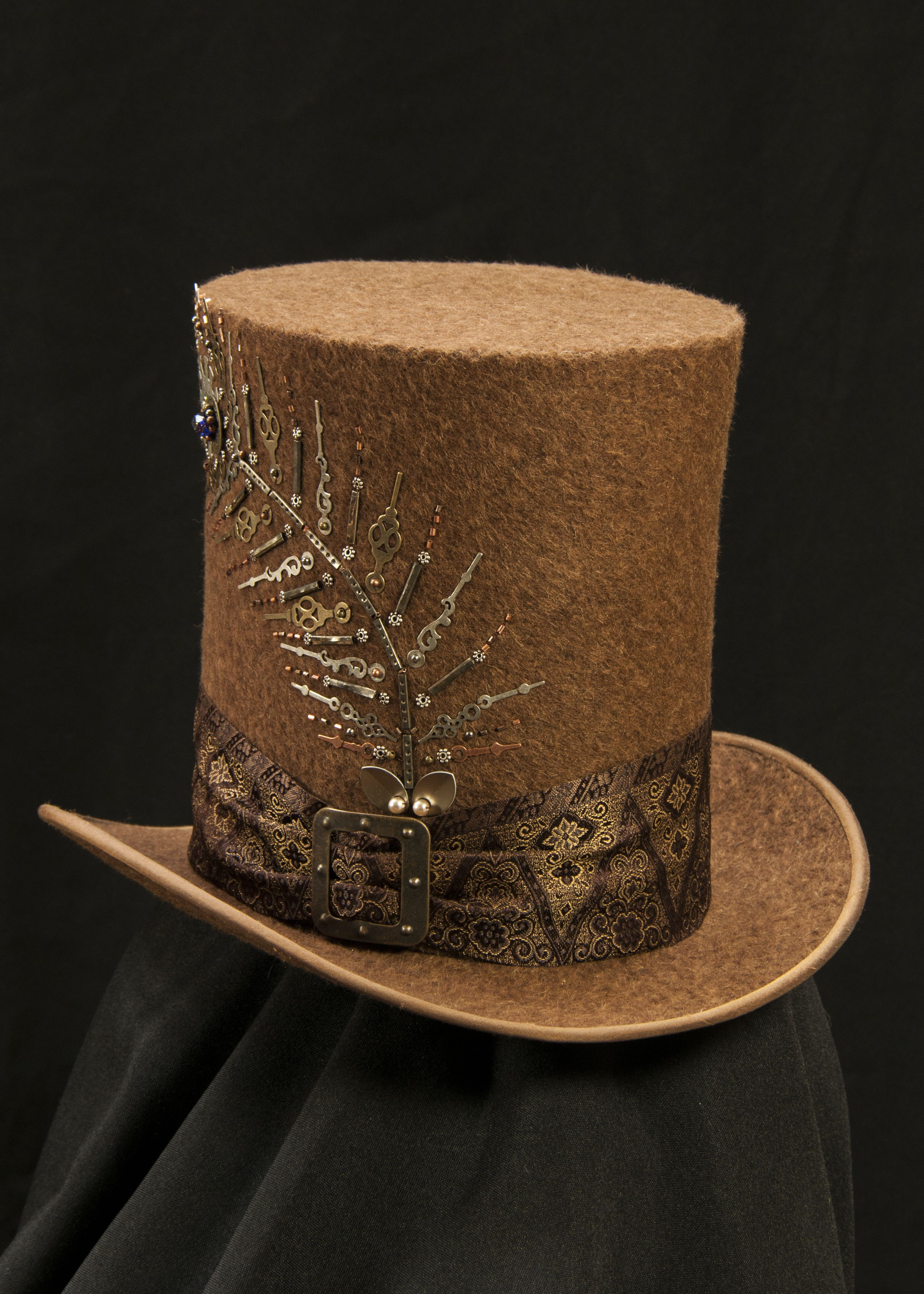 Steampunk Tophat Steampunk, Steampunk top hat, Victorian