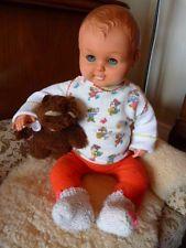 Babypuppen & Zubehör DDR Puppe