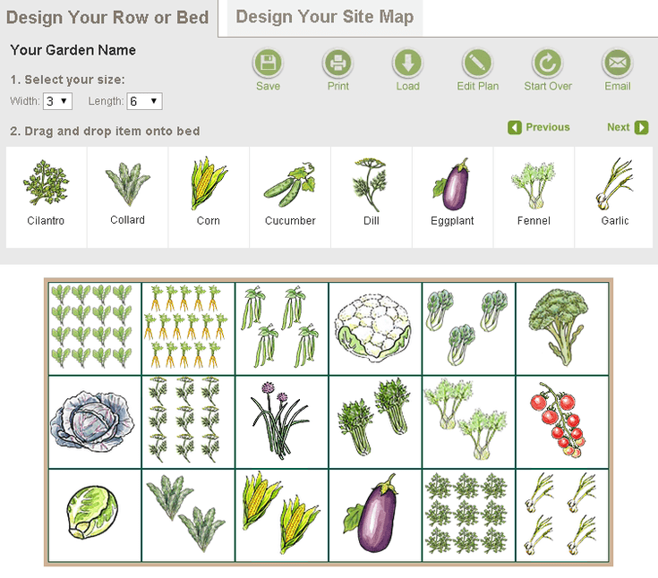 Plan Your Garden With These Free Online Planning Tools: Free Online Garden  Planner At Gardeners