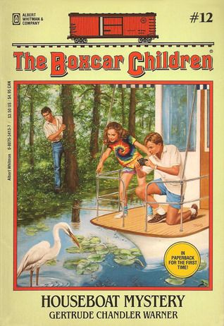 Houseboat mystery the boxcar children series pinterest the boxcar children houseboat mystery fandeluxe Document