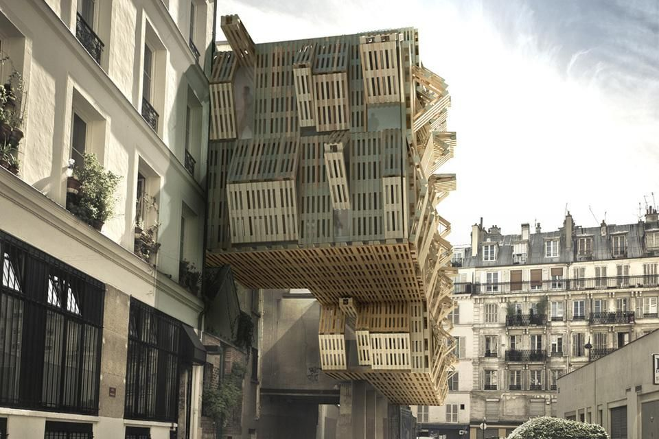 French Architect french architect stephane malka has recently completed a study for