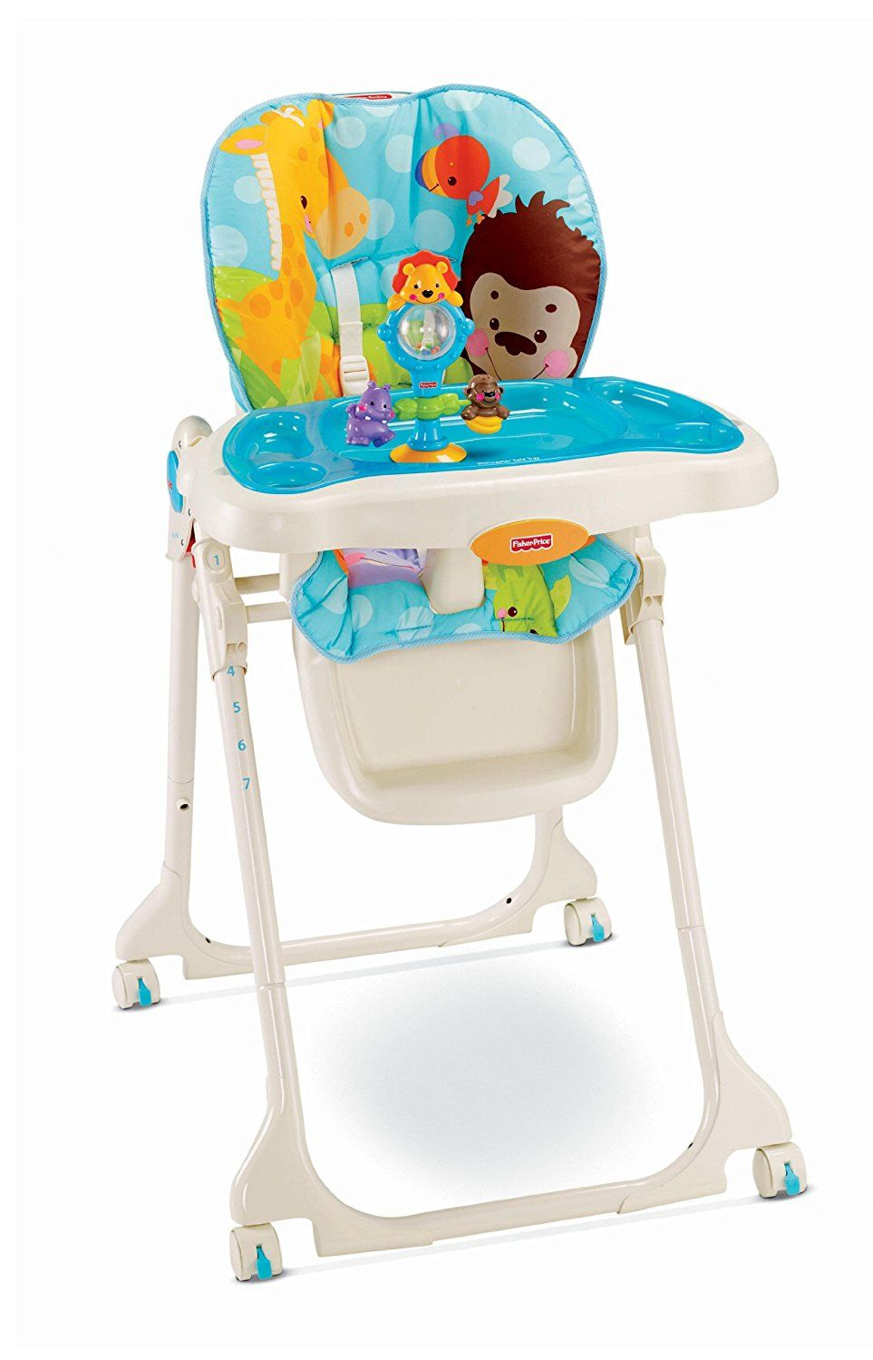 100 Fisher Price High Chair Precious Planet Kitchen Table