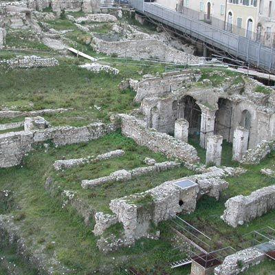 Anfiteatro romano Ancona