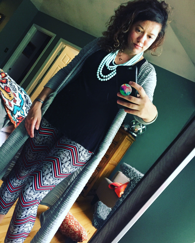 Lularoe classic tee sarah and leggings httpswww