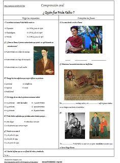 Les Quichotteries De Delphine Frida Kahlo Biografia De Frida