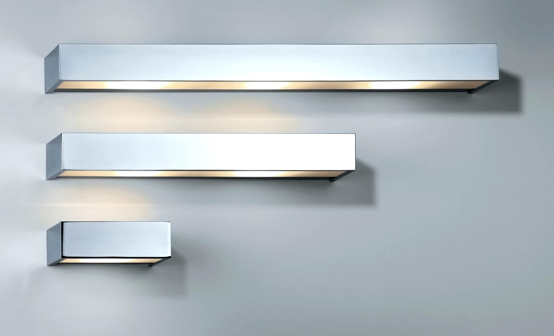 Planlicht Led Wandleuchte P Forty Lineare Beleuchtung Wandleuchte Led Wandleuchten