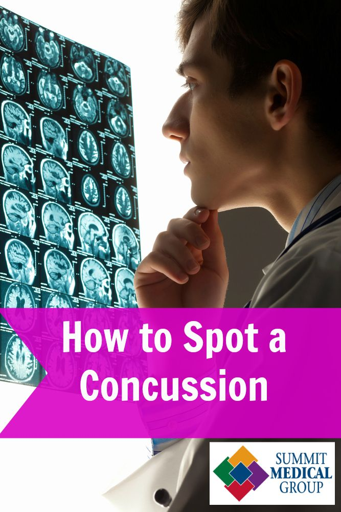 Dr Rosenberg Explains The Signs And Symptoms Of A Concussion