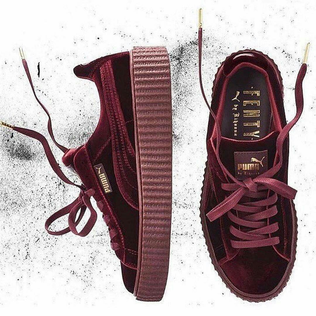 shoes, sneaker ,sneakers ,kicks ,sole ,puma, puma by rihanna