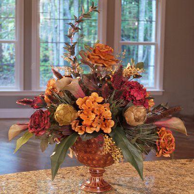 Wholesale Christmas Silk Floral Centerpieces Cheap Floral