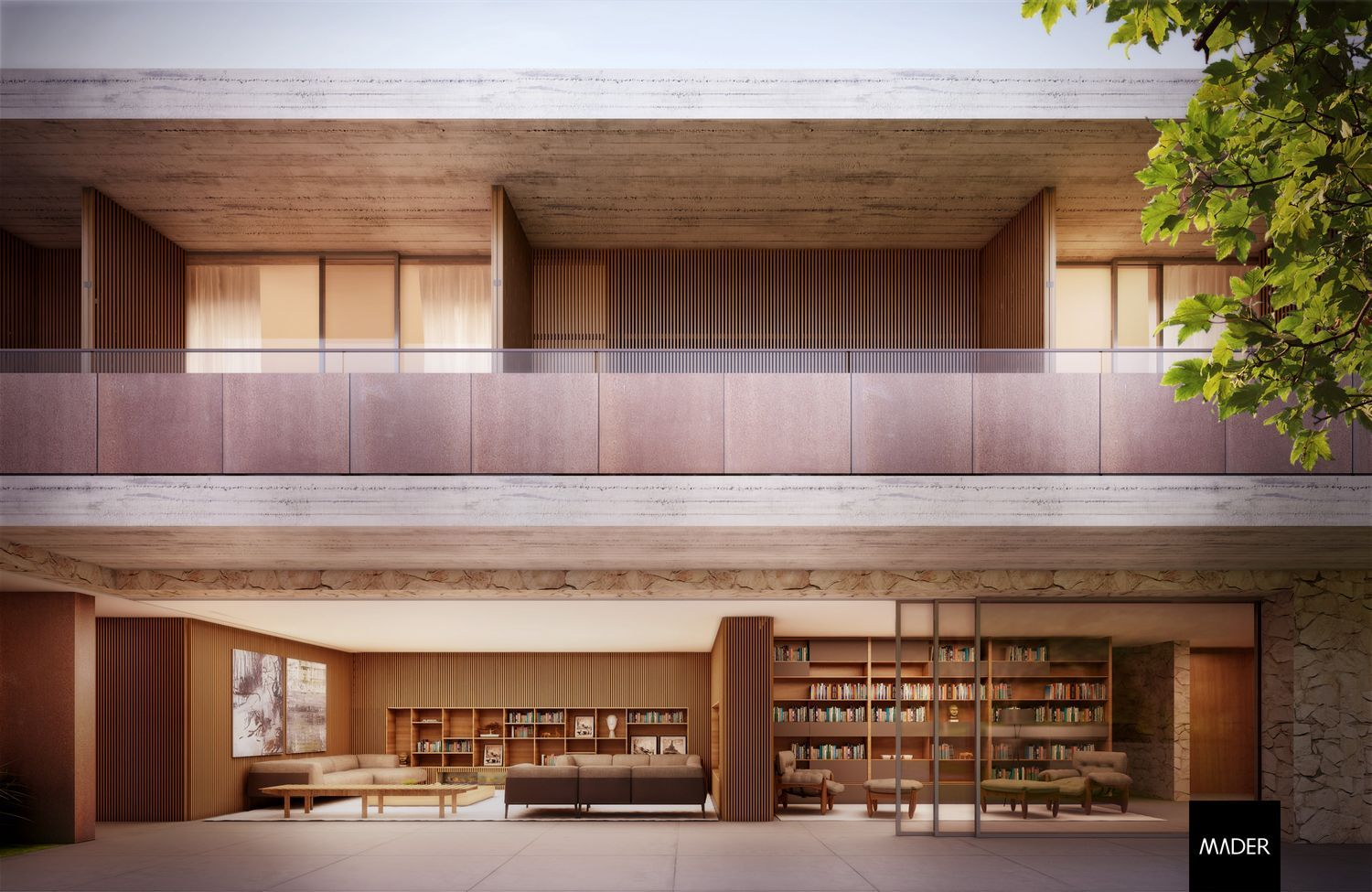 Pin On Organic Architects Mader