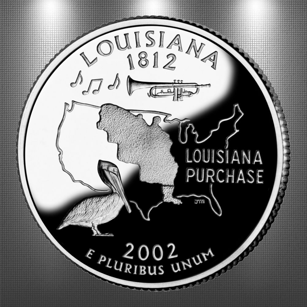 Collectible state quarters facts by usa facts for kids usa facts learn about the louisiana 50 state quarter access louisiana official state symbols with description and pictures buycottarizona