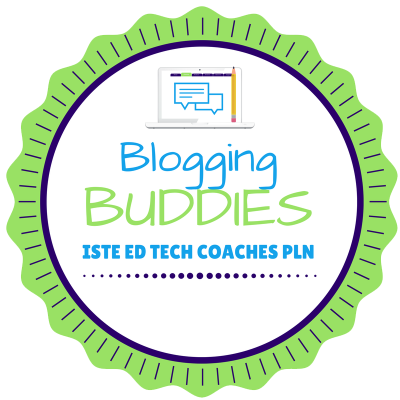ISTE Blogging Buddies!