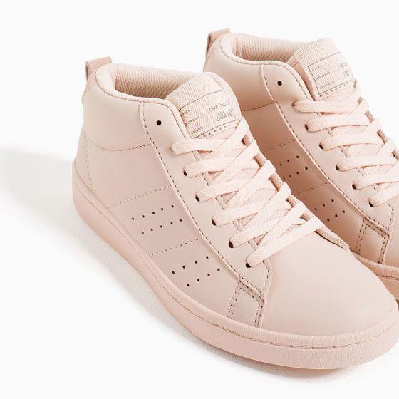 Imagem Monocolor 2 Shoes Botim Da De Girl Zara Desportivo PrPRTq