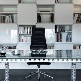 modern home office by LeichtUSA