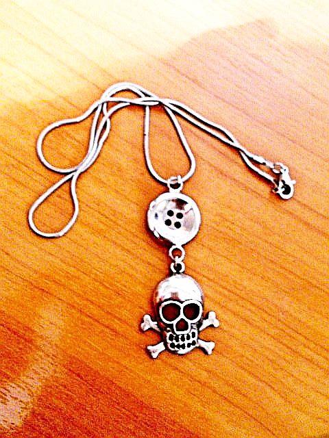 Own handmade necklace.  ask more: somanyinspiration@gmail.com you´ll find more here: somanyinspiration.blogspot.fi
