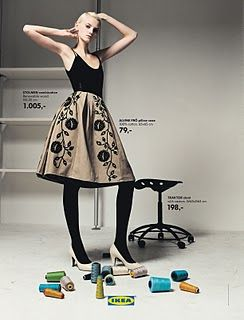 IKEA textiling