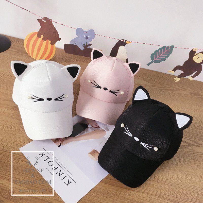 Cute kawaii cat ear hat SE10141