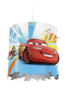 philips-disney-cars-per-bambini-camera-da-letto-soffitto-ciondolo ... - Lampade Bambini Philips