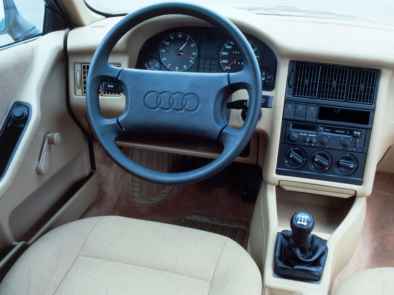 1986 audi 80 cars interieur pinterest la carretera for Audi 80 interieur