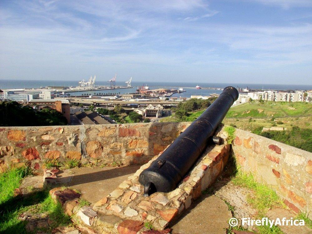 Defending the Bay Port elizabeth, Haunted places, Great