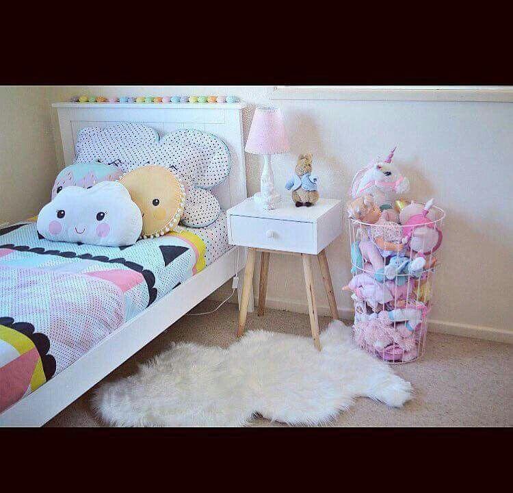Perfect little girls room. Kmart styled | crear | Pinterest | Crear
