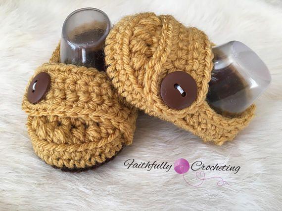 c84c7b8cf0efd Newborn boy loafers.... slip on shoes... ready to ship ...