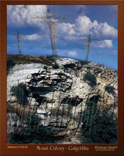 Image detail for -Mount Calvary {Golgotha} R - 3