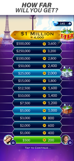 Who Wants to Be a Millionaire? on the App Store in 2020