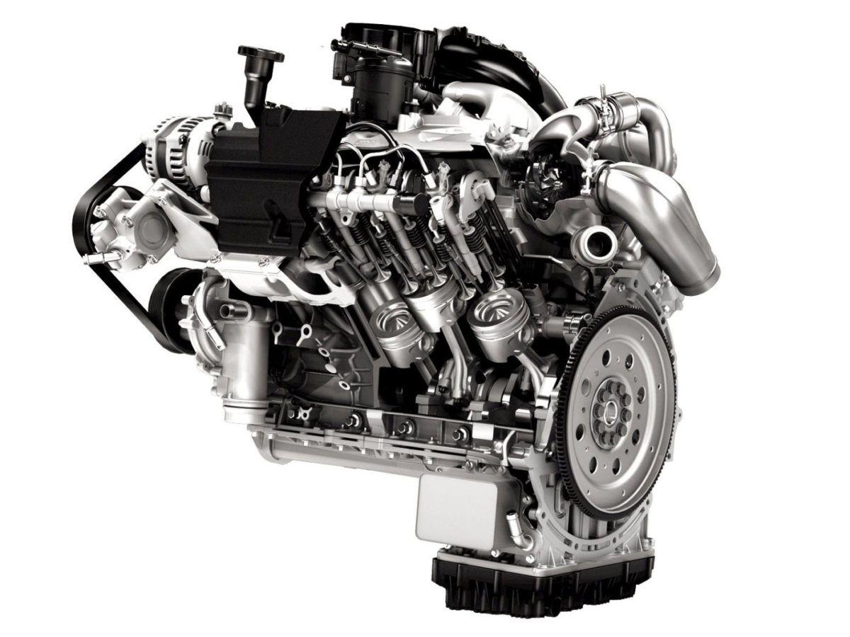 Power Stroke Engine >> Powerstroke Comparison 6 7 Vs 7 3 Engine Powerstroke