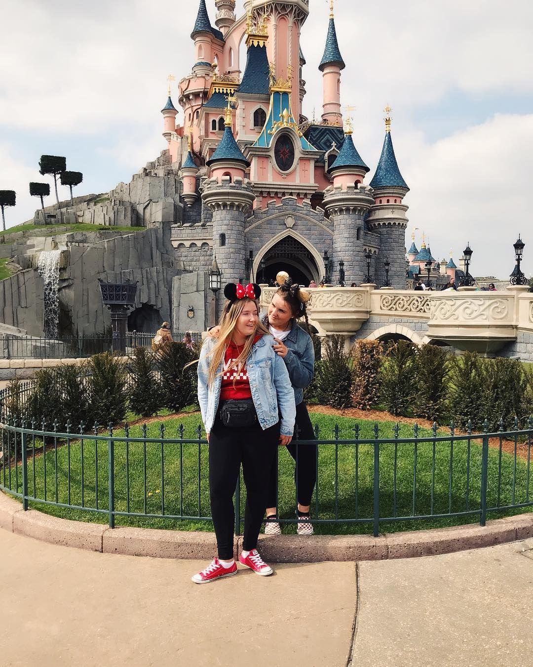 "BeckyNich le on Instagram: ""*insert basic Disneyland ..."