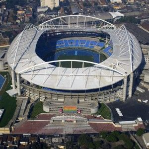 Joao Havelange Olympic Stadium Rio2016