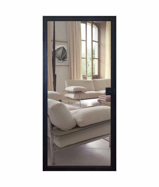 Steel door without glass partition | Steel doors – DeurenShop ….