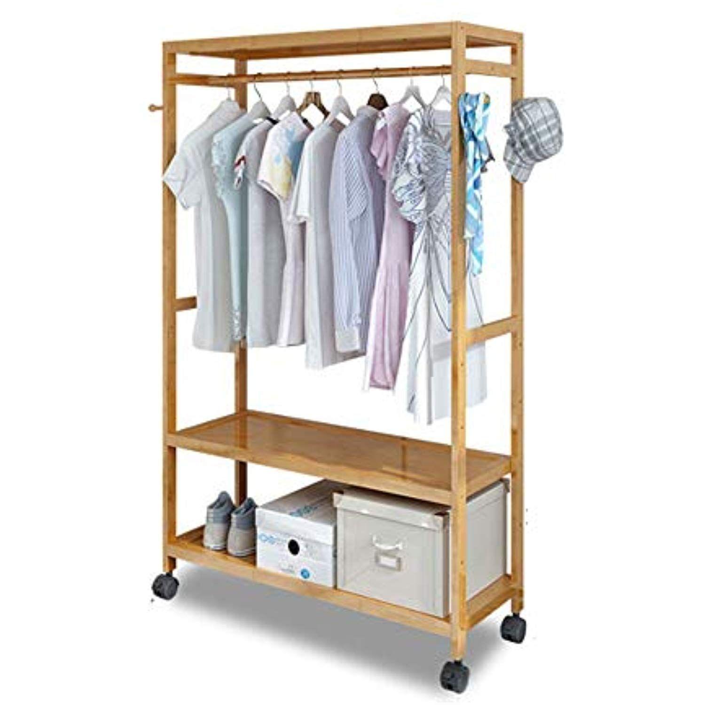 clothing rack rolling garment rack