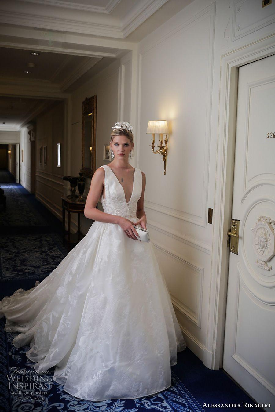 Alessandra rinaudo bridal couture wedding dresses chapel