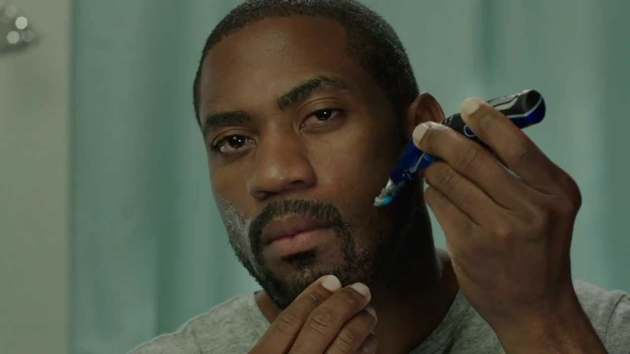 Gillette shaving guide how to shave the short boxed beard