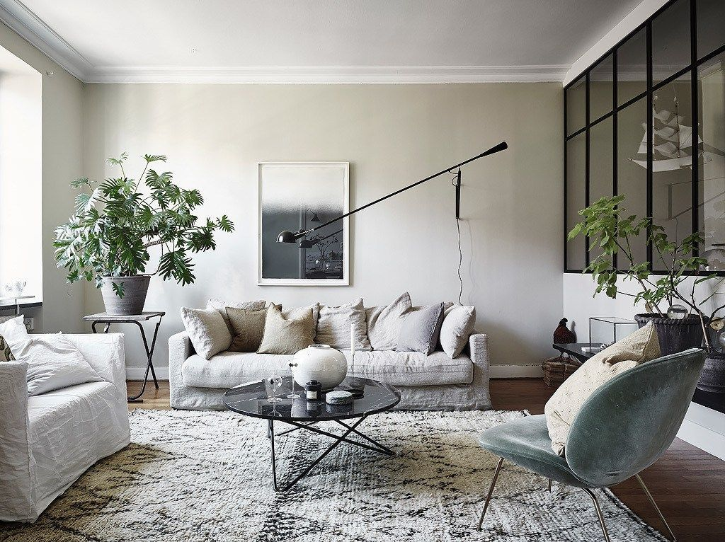 10+ Top Scandi Living Room Decor