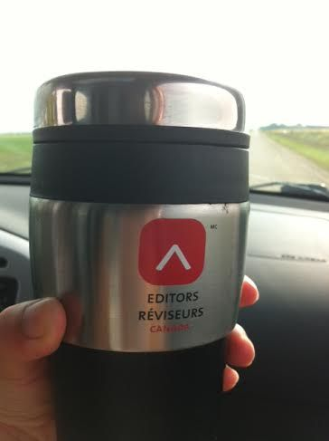 Favorite go-mug for editors!