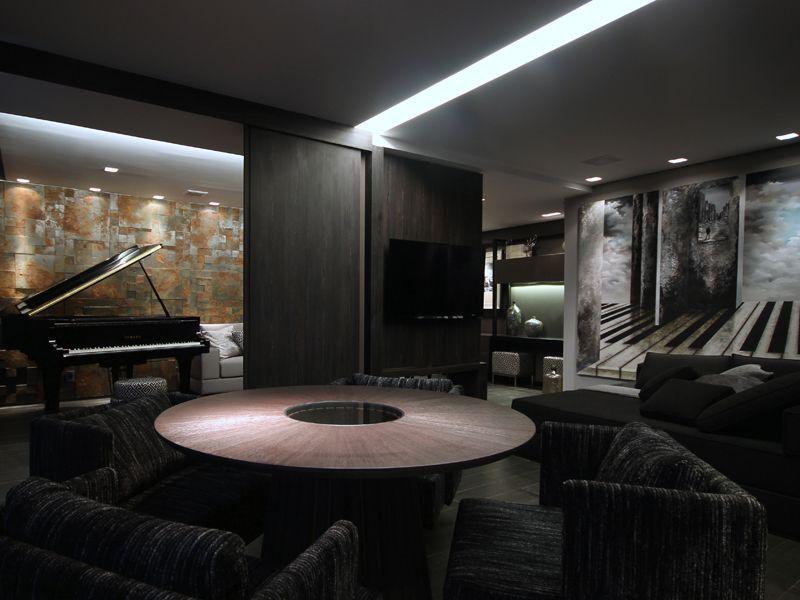 Casa Cult Minas   arquitetura, interiores, design, arte O refúgio de um pianista