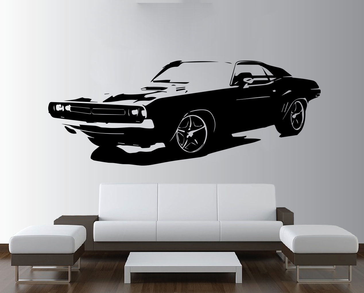 Boultons Graphics Wall Decals Stickers Ebay Home Furniture Diy Wall Stickers Bedroom Sticker Wall Art Large Cars [ 1021 x 1268 Pixel ]