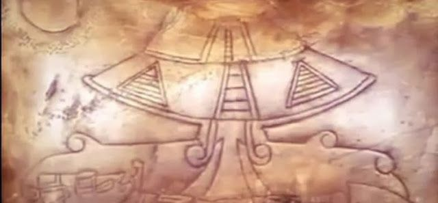 Alien UFO Sightings: Mexican Government Releases Proof of E.T.'s and Ancient Space Travel