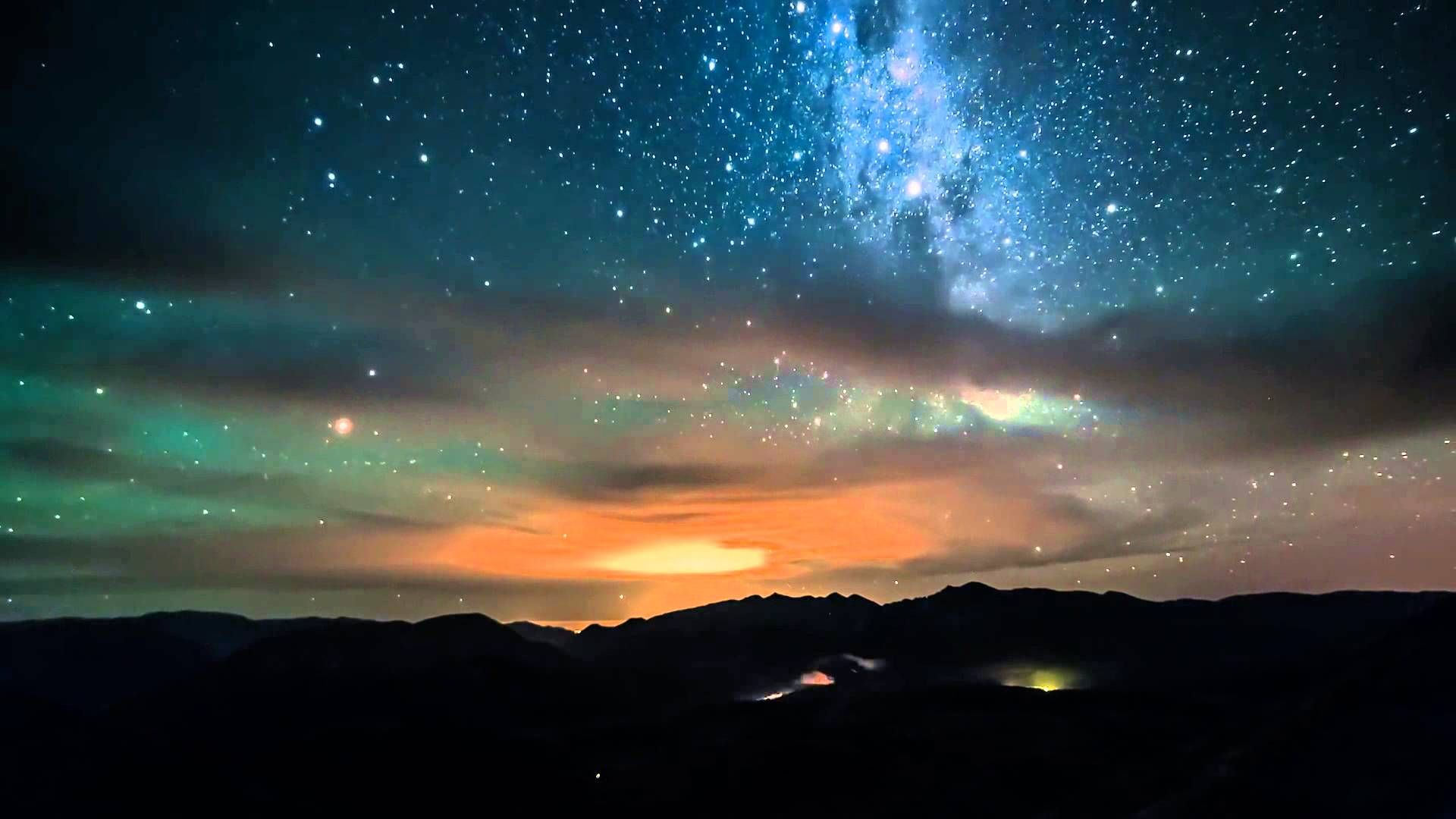 Related image shift palette night skies starry night sky night light - Night light hd wallpaper ...