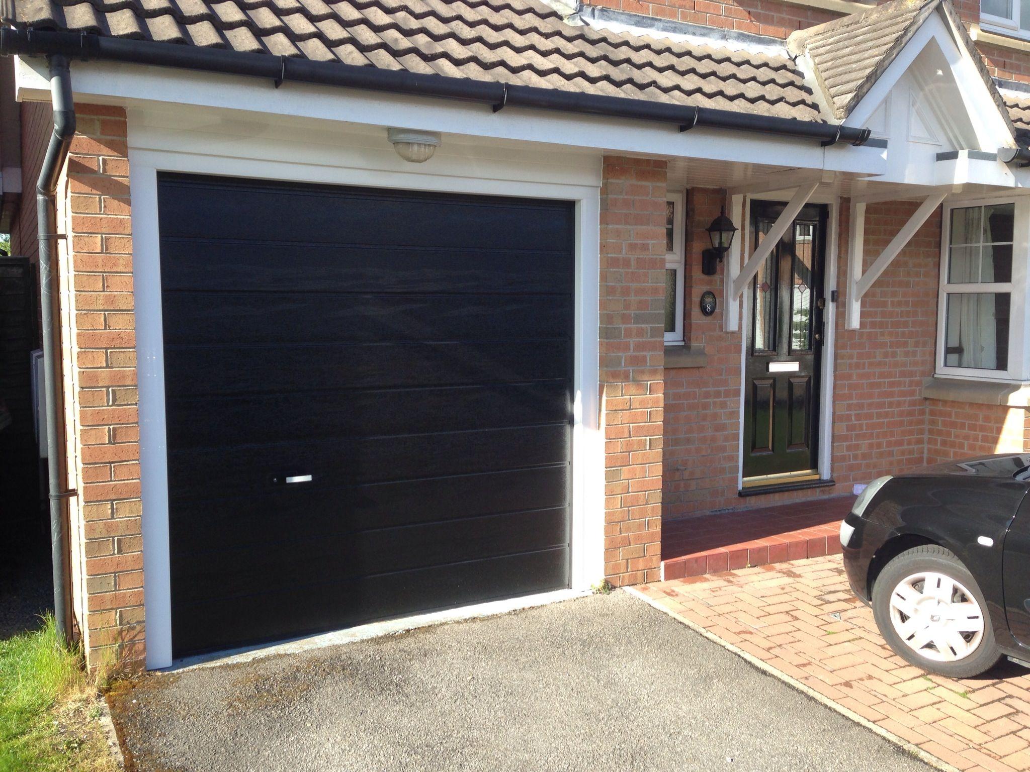 Image result for black garage doors garagedoor pinterest image result for black garage doors rubansaba