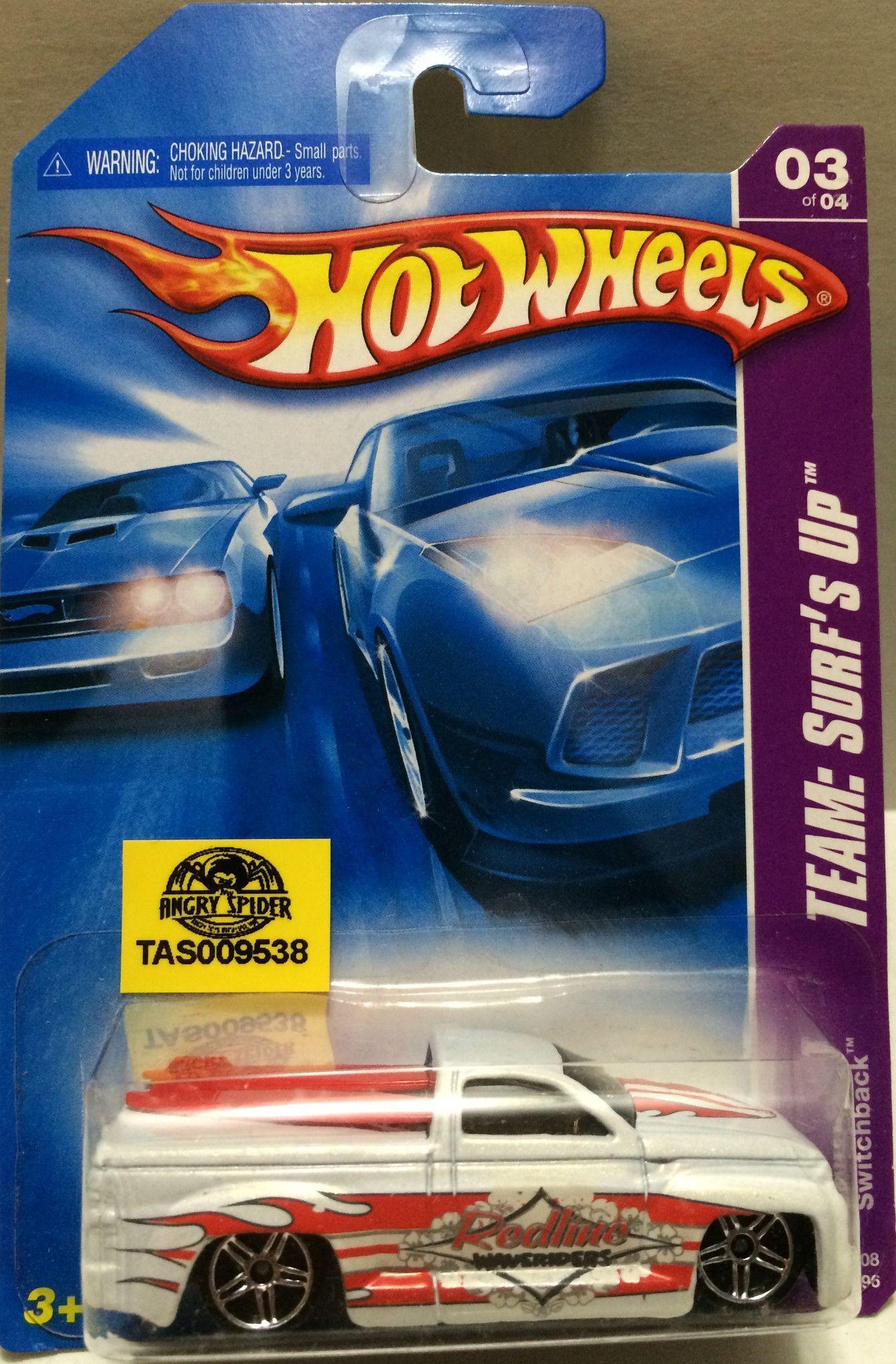 Cars 3 toys racers  TAS  Mattel Hot Wheels Racing Stock Car  Surfus Up  Wheels