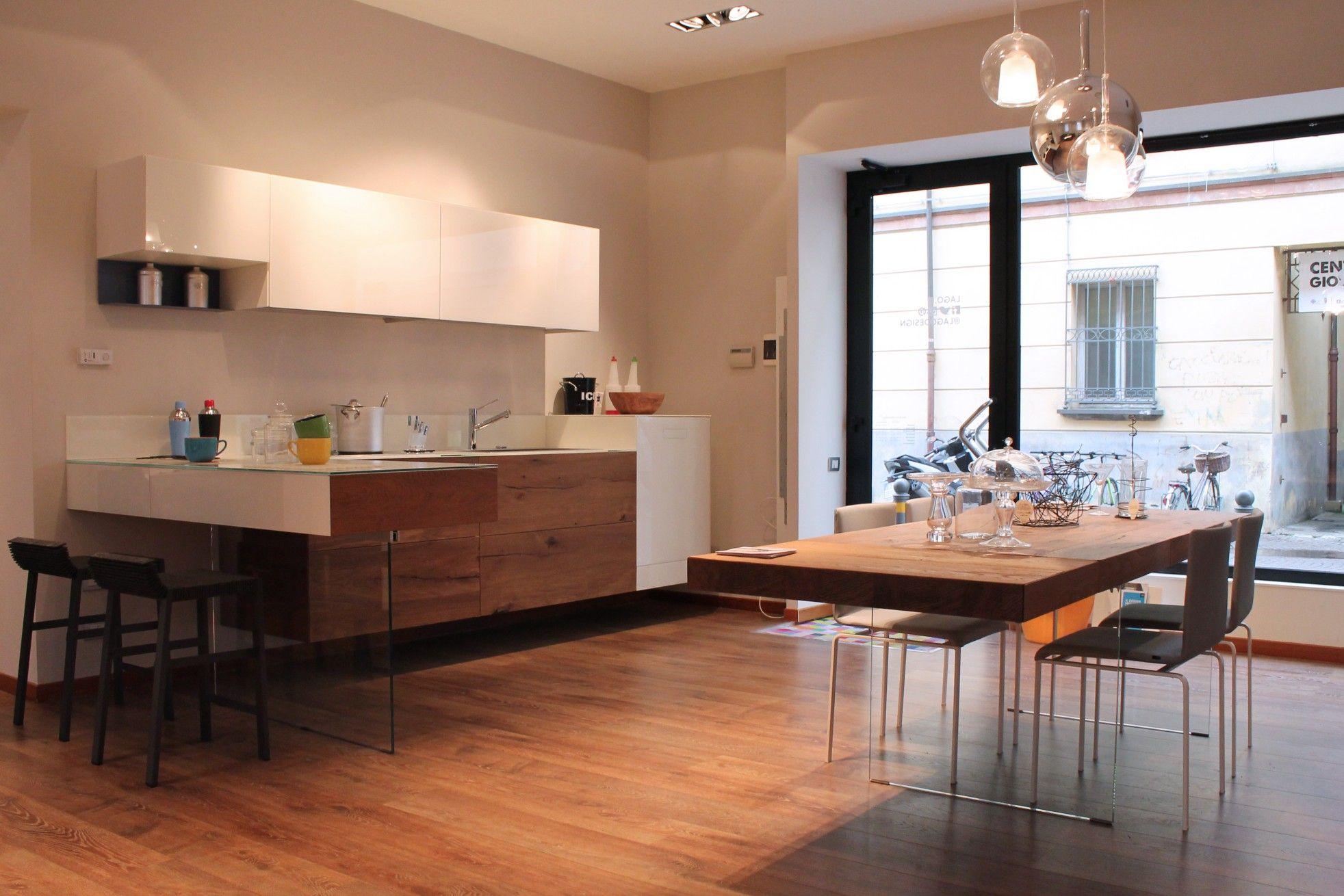 Pin di Susi Maio su Kitchen Open Space   Armadi su misura ...