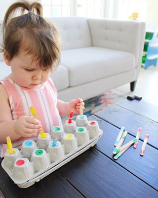 Indoor Toddler Activities for 12-18 Months - #activities #indoor #Months #Toddler #toddlers