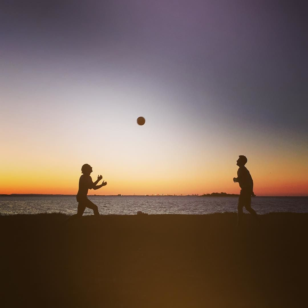 #isjon_isgood Afternoon delight  #soccer #football #sport #sunset #friends #afternoon #isgood #goodtimes #fusball #brisbane #photography