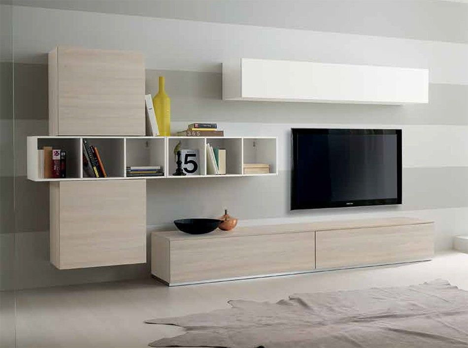 Italian Wall Unit Exential Y50 By Spar