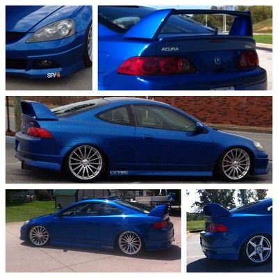 2004 Acura Rsx Custom